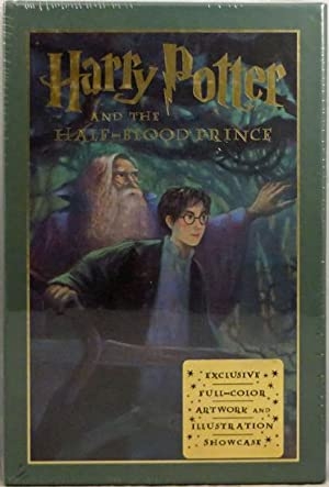 HARRY POTTER AND THE HALF-BLOOD PRINCE: Rowling J.K