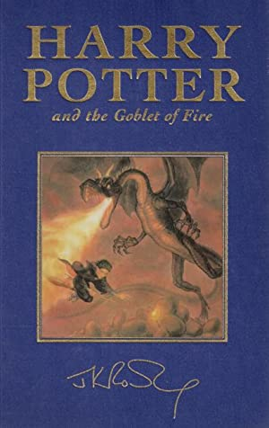 HARRY POTTER AND THE GOBLET OF FIRE: Rowling J.K