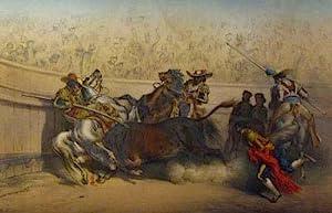 CORRIDA DE TOROS: Doré Gustave