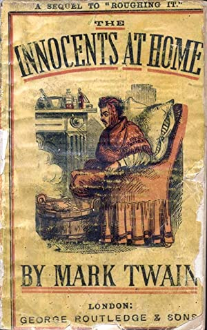 INNOCENTS AT HOME: Twain Mark