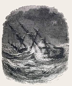 SHIPWRECK, A POEM, With Life by Robert Carruthers.: Falconer William
