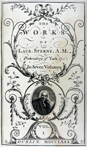 WORKS OF LAURENCE STERNE: Sterne Laurence]