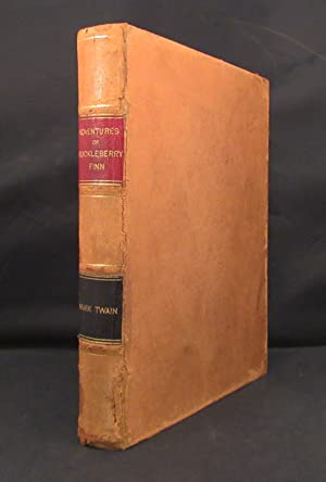 ADVENTURES OF HUCKLEBERRY FINN (Tom Sawyer�s Comrade).: Twain Mark