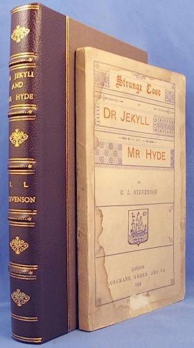 STRANGE CASE OF DR JEKYLL AND MR: Stevenson Robert Louis
