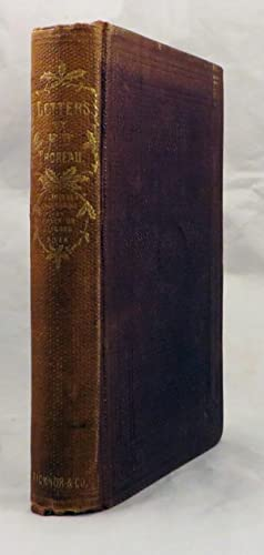 LETTERS TO VARIOUS PERSONS [Edited by Ralph: Thoreau Henry David
