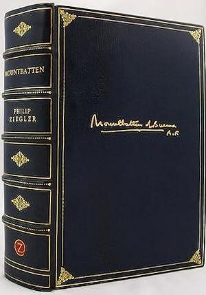 MOUNTBATTEN: The Official Biography: Lord Mountbatten; British Royalty; British History]; Ziegler ...