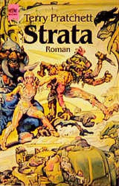Strata: Roman (Heyne Science Fiction und Fantasy (06)) - Pratchett, Terry