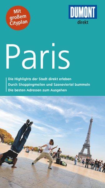 DuMont direkt Reiseführer Paris - Kalmbach, Gabriele