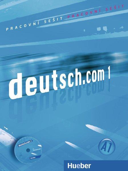 Deutsch.com 1 inkl. CD. pracovni sesit A1 Tschechische Ausgabe - Vicente, Sara, Carmen Cristache Gerhard Neuner u. a.