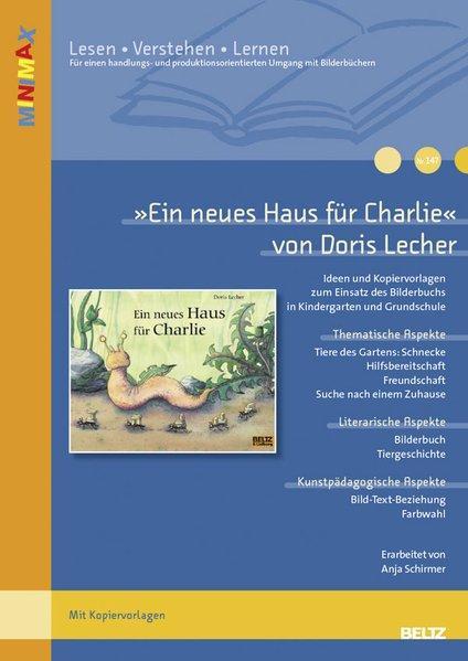 U0027Ein Neues Haus Für Charlieu0027 Von Doris Lecher: Ideen Und Materialien Zum  Einsatz. U0027