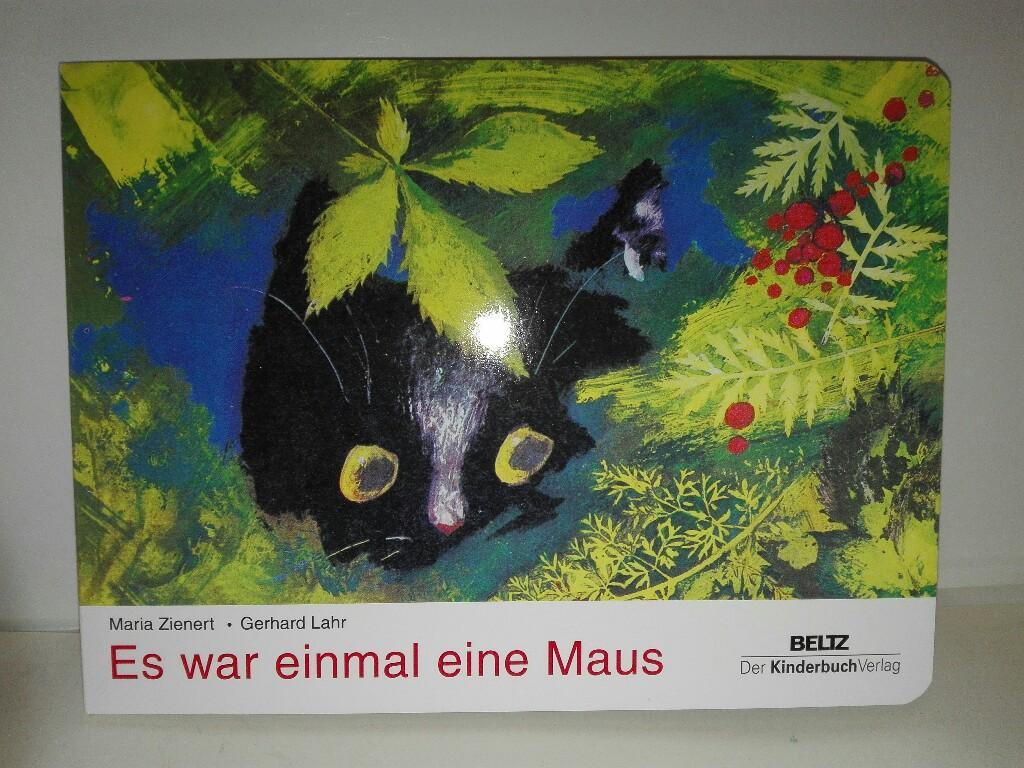 Es war einmal eine Maus: Lahr, Gerhard und