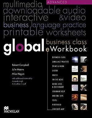 Global Advanced coursebook with eWorkbook (with DVD-ROM): Clandfield, Lindsay, Amanda
