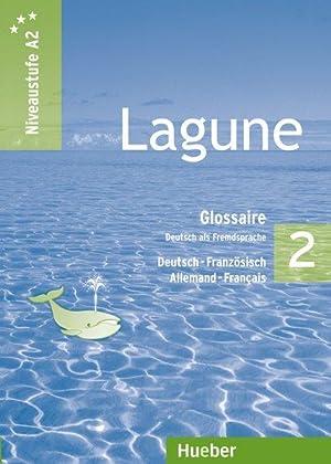 Lagune 2: Deutsch als Fremdsprache / Glossar: Aufderstraße, Hartmut, Jutta