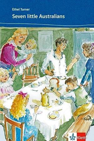 Seven little Australians Englische Lektüre für das: Turner, Ethel: