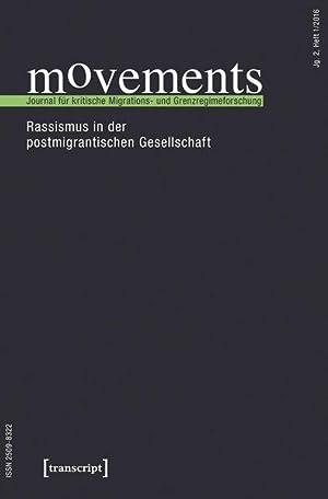 movements. Journal für kritische Migrations- und Grenzregimeforschung.: Espahangizi, Kijan, Sabine