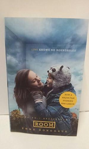 Room: Film tie-in: Donoghue, Emma: