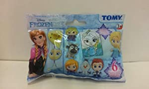 Tomy T8926EU1 - Pocket Money Disney - Princess Cute Figuren zum Basteln Serie 2
