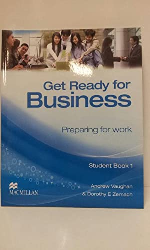 Get Ready for Business 1. Student's Book: Vaughan, Andrew and