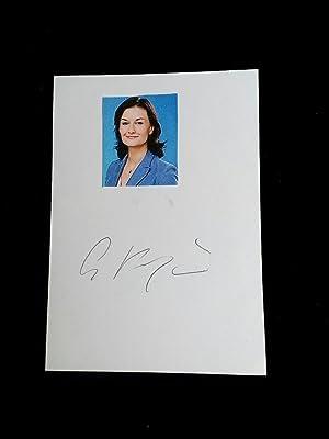12 Autogrammkarten Politik Original Signiert ## K 265 Lassen Sie Unsere Waren In Die Welt Gehen Politik, Adel & Militär
