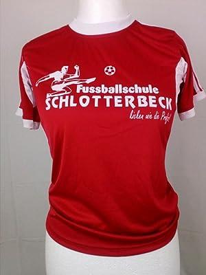 match worn football shirt 1. FC Saarbruecken 1982 Original