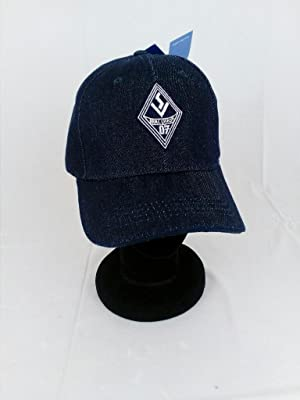 472e4bad909 Basecap Waldhof 07 Jeans-Blau neu mit Etikett.  SV WALDHOF MANNHEIM