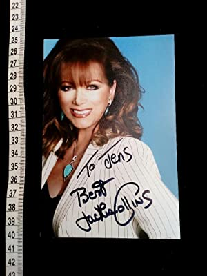 Handsigniertes Original Foto. original hand signed photo of the famous US author and sister of DY...