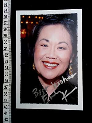 Handsigniertes Original Foto. original hand signed photo from the famous US actress. She is best ...