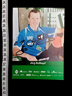 Sammeln & Seltenes Christian Süss Deutschland Tischtennis  Autogrammkarte Sonstige