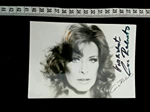 handsignierte Echt-Foto. SELTEN !! Original handsigned photo of the famous german movie actress a...