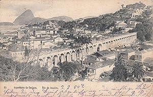 Rio de Janeiro. Aqueduoto da Carioca.