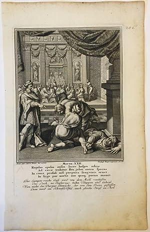 Matthäus 22 - Gleichnis von der Königlichen