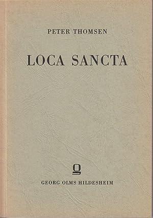 Loca Sancta. Verzeichnis der im 1. bis: Thomsen, Peter: