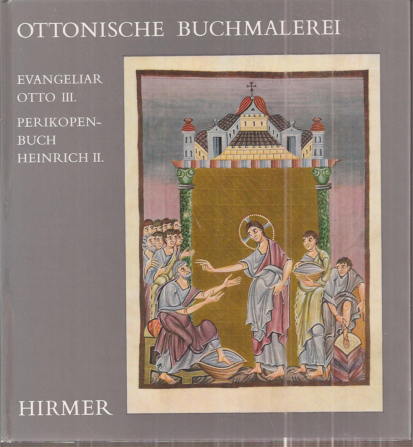 Ottonische Buchmalerei: Metz,Peter