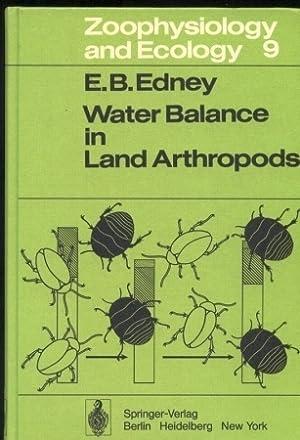 Waterbalance in Landarthropods: Edney,E.B.
