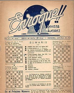 Revista de Ajedrez: Enroque