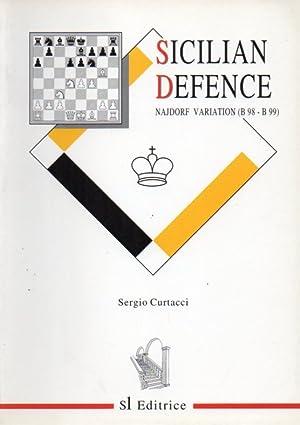 Sicilian Defence Najdorf Variation (B98-B99): Curtacci,Sergio