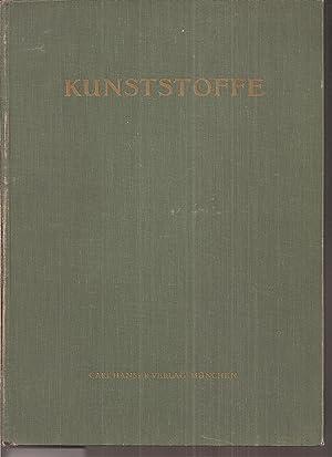 Kunststoffe 41.Jahrgang 1951: Kunststoffe