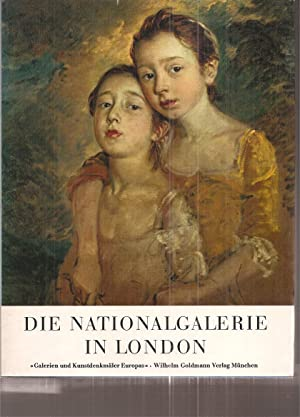 Die Nationalgalerie in London