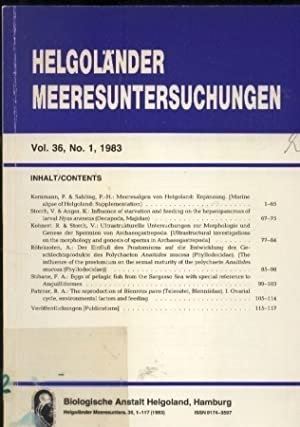 Volume 36, 1983 Heft No. 1