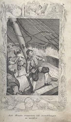 Defoe s ächter englischer Robinson Crusoe: Defoe,Daniel