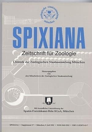 Festschrift zur Verabschiedung des Direktors der Zoologischen: Spixiana