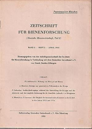 Band 3 Heft 2 April 1955