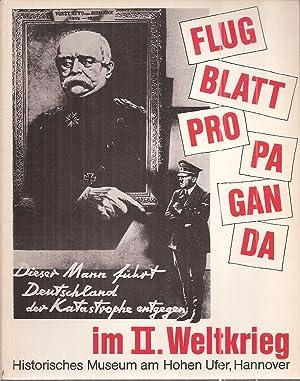 Flugblattpropaganda im II. Weltkrieg: Kirchner,Klaus und Adolf