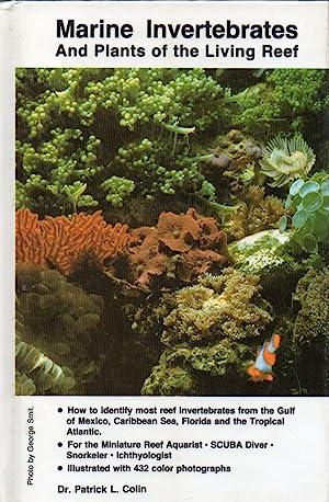 Marine Invertebrates and plants of the living: Colin,Patrick I.