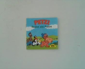 Petzi findet ein Paket Pixi Serie 108,