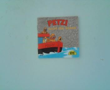 Petzi sucht die Sonne Pixi Serie 108,