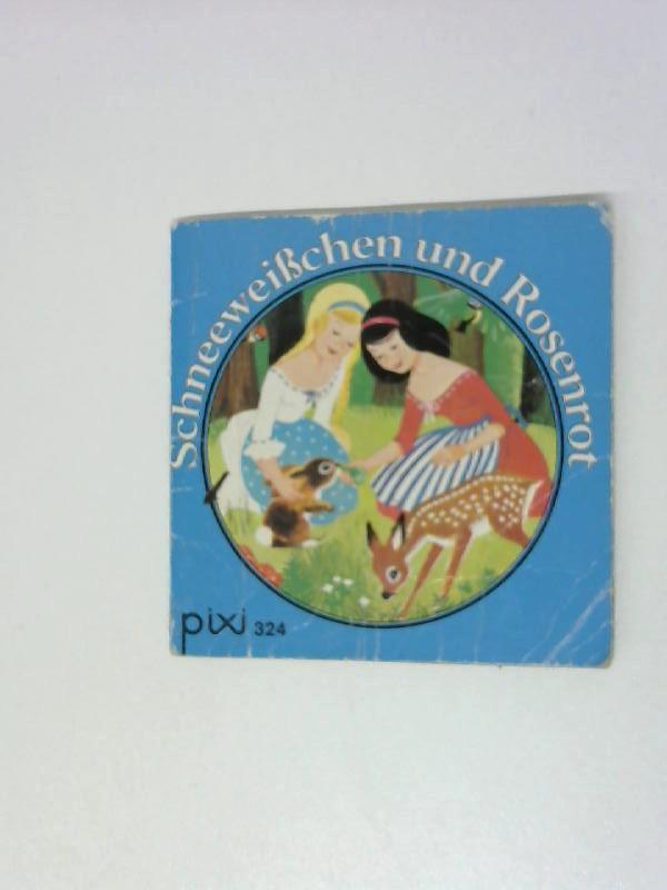 Schneeweißchen und Rosenrot: Pixi, Bücher: