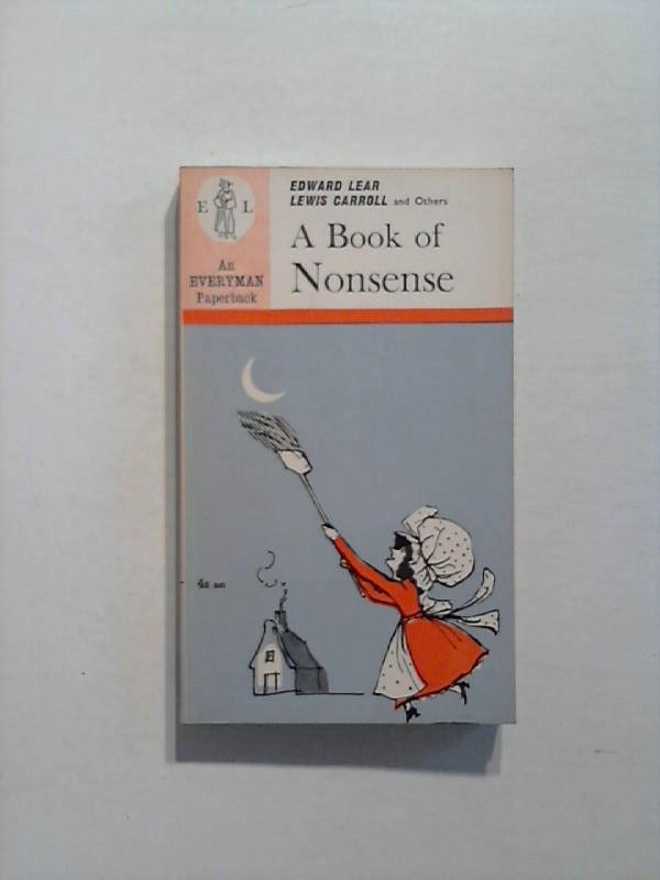 A Book of Nonsense.: Lear, Edward and