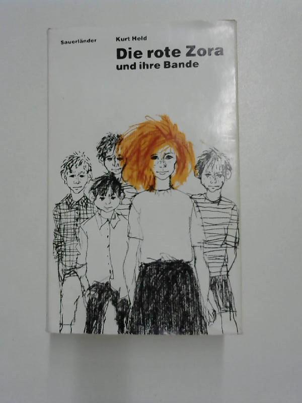 Die rote Zora und ihre Bande: Kurt, Held: