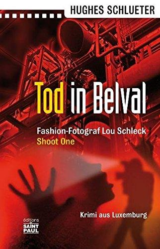 Tod in Belval Fashion-Fotograf Lou Schleck - Shoot One - Hughes, Schlueter